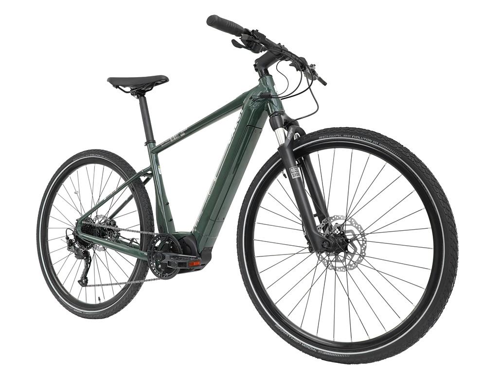 Bicicleta E-Vibe City Tour 2021