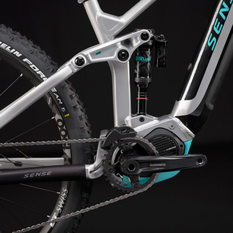 Bicicleta Elétrica Sense Impulse E-Trail EVO 2020/21