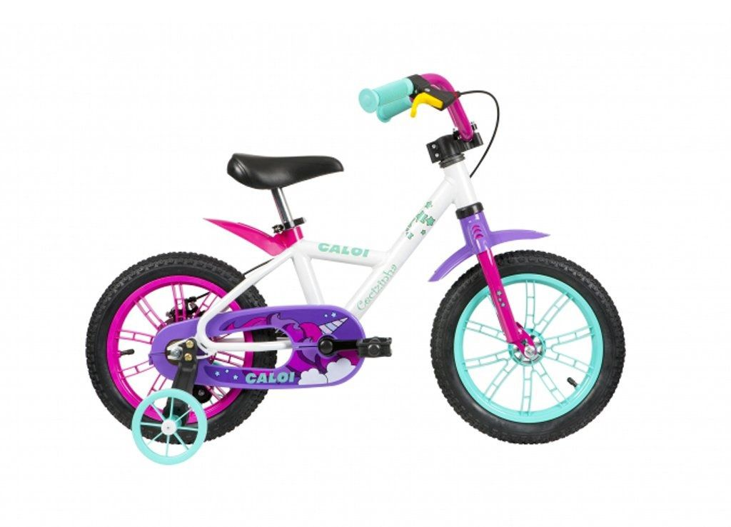 Bicicleta Infantil Caloi Balance Cecizinha aro 14