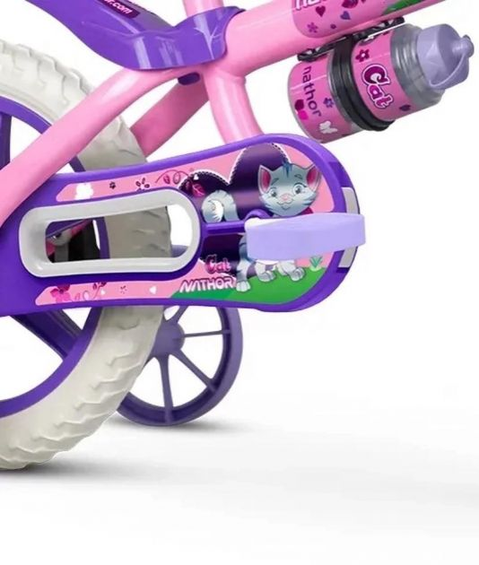 Bicicleta Infantil Nathor Aro 12 Cat 01