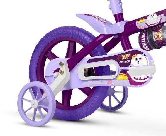 Bicicleta Infantil Nathor Aro 12 Puppy