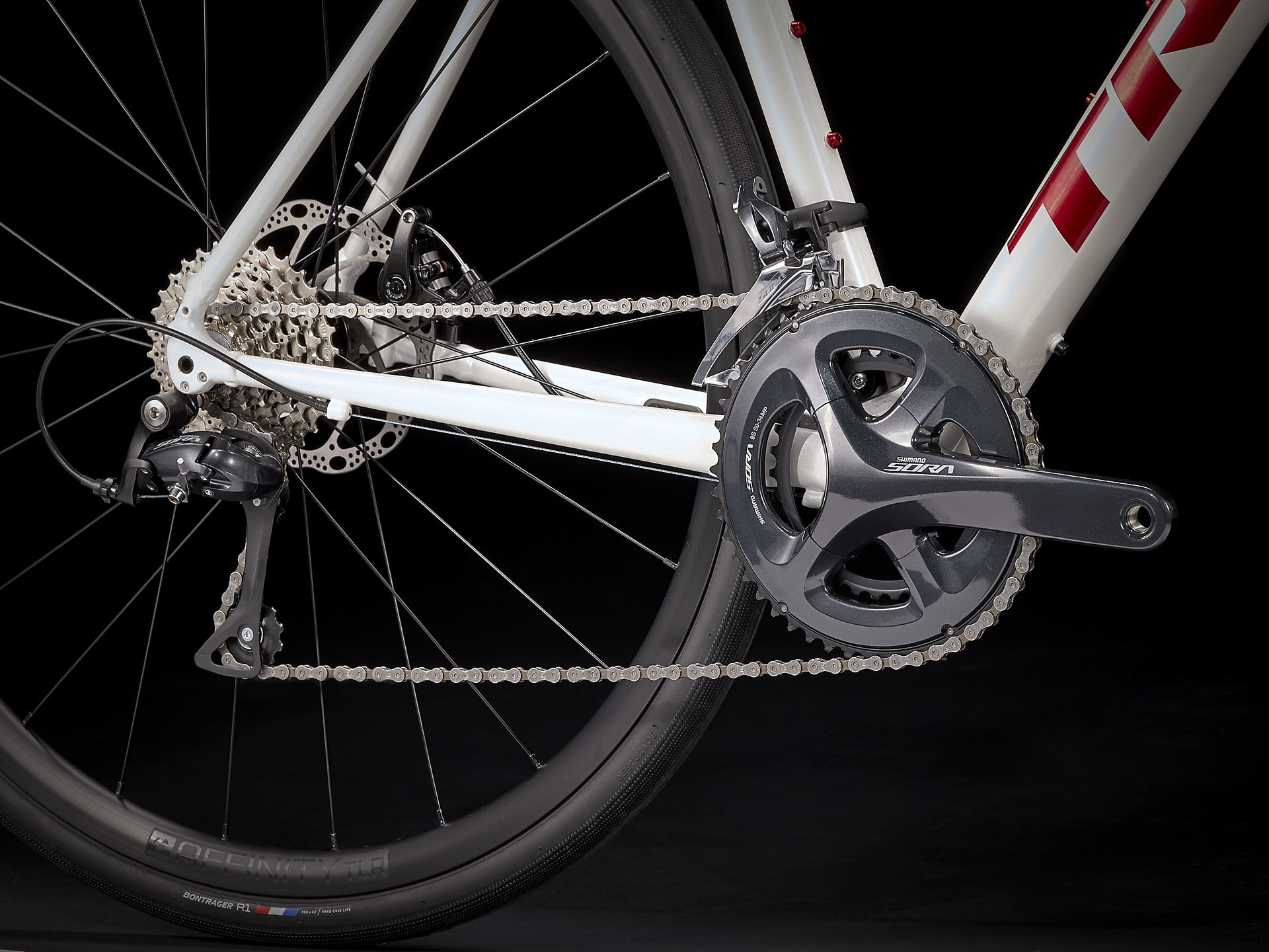 Bicicleta Trek Domane AL 3 Disc - 2021