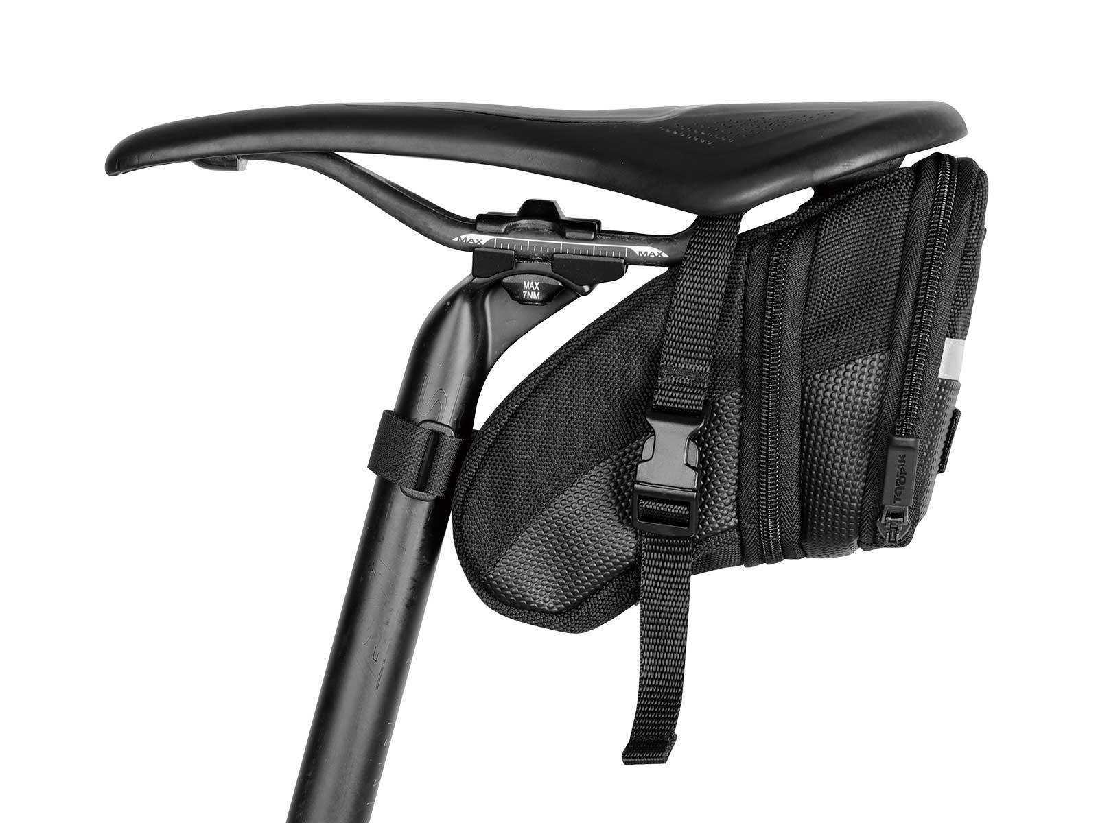 Bolsa de selim Topeak Aero Wedge Pack - Média