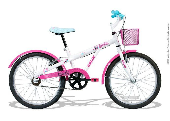 Caloi Barbie 20 - 2017