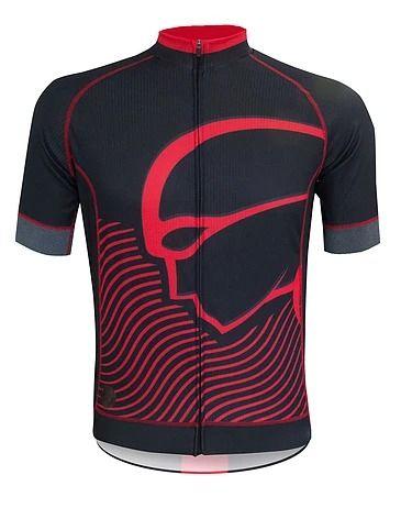 Camisa masculina Authentic Mauro Ribeiro - Vermelha