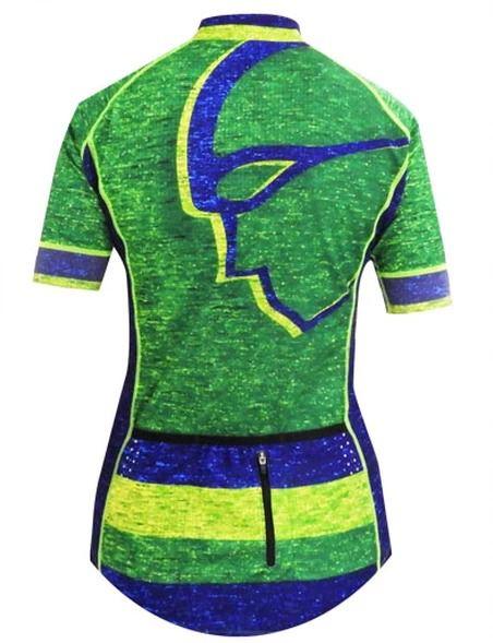Camisa Mauro Ribeiro Feminina Brasil Special