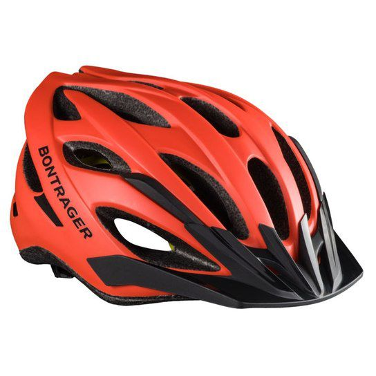 Capacete Bontrager Solstice Mips Laranja Ciclismo