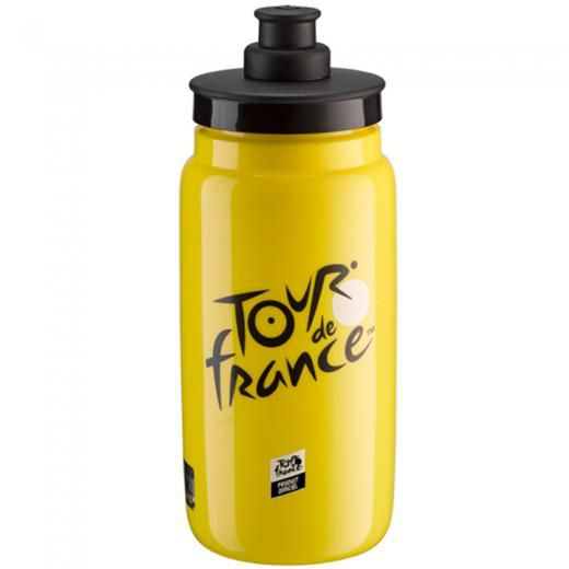 Garrafinhas Caramanhola Elite Fly Tour de France 550ml