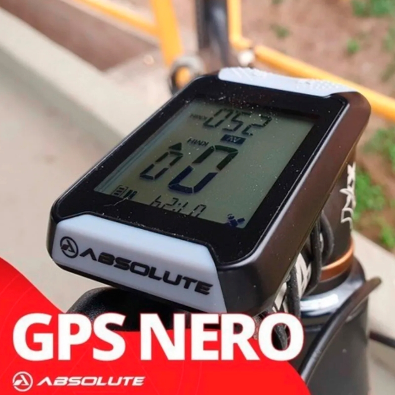 GPS Absolute Nero
