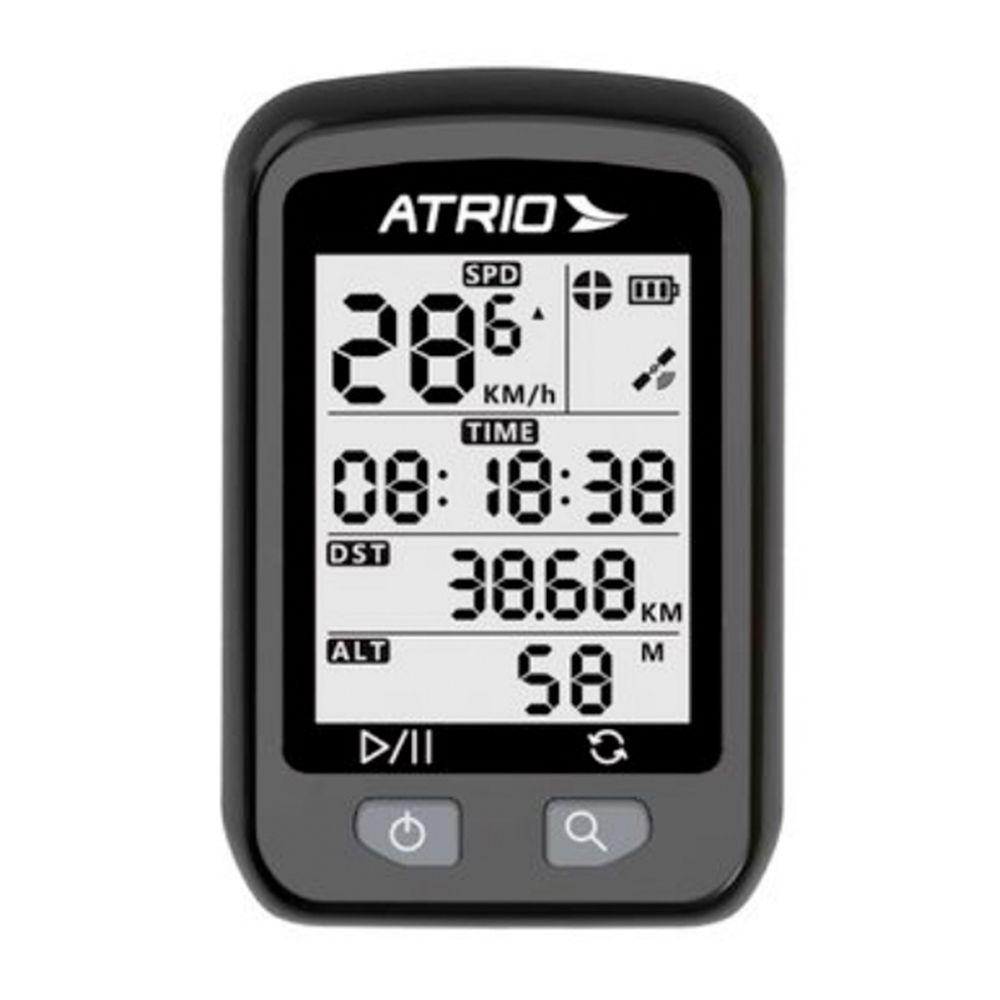 GPS Multilaser para Ciclismo Atrio Iron - BI091