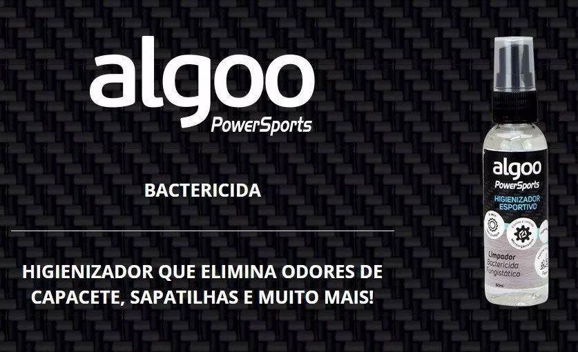 Higienizador Esportivo Algoo PowerSports