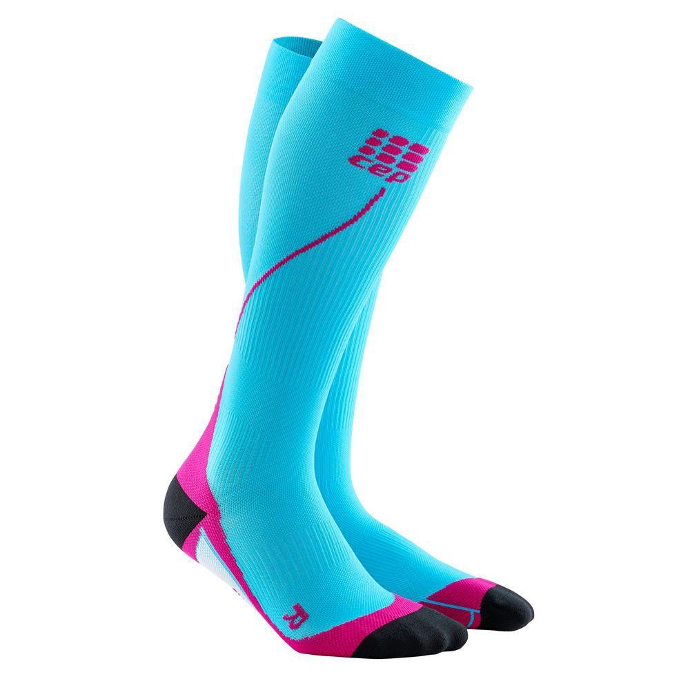 Meias Run Compression Socks 2.0 Feminina