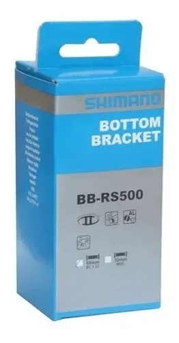 Movimento Central Shimano Bb-rs500 Tiagra Dir/esq