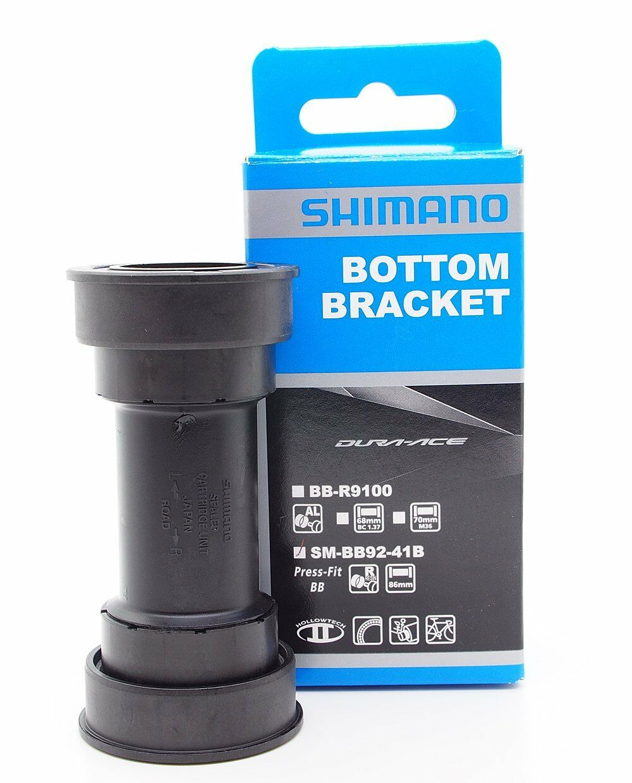 Movimento Central Shimano Dura Ace Sm-bb92-41b Press Fit