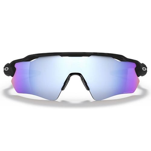 Óculos OAKLEY RADAR® EV PATH®  Matte Black Camo Prizm Deep Water Polarized
