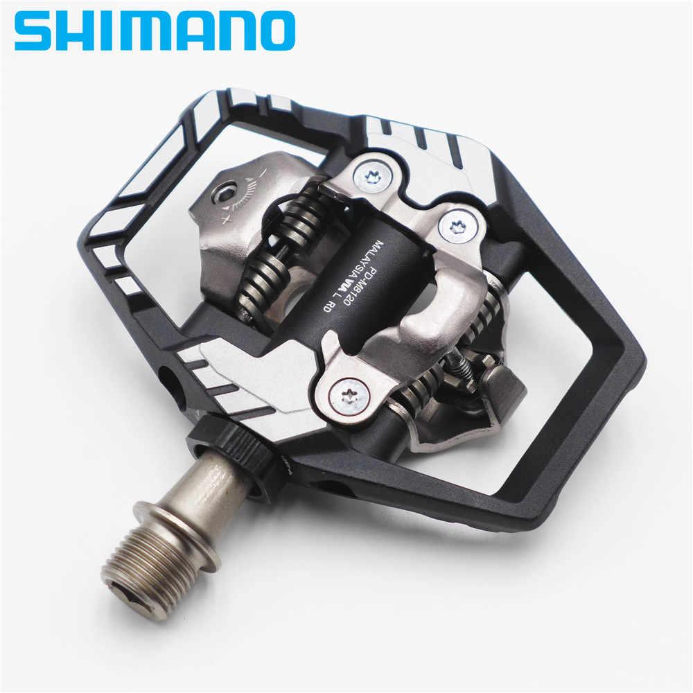 Pedal Shimano Deore XT  PD-M8120