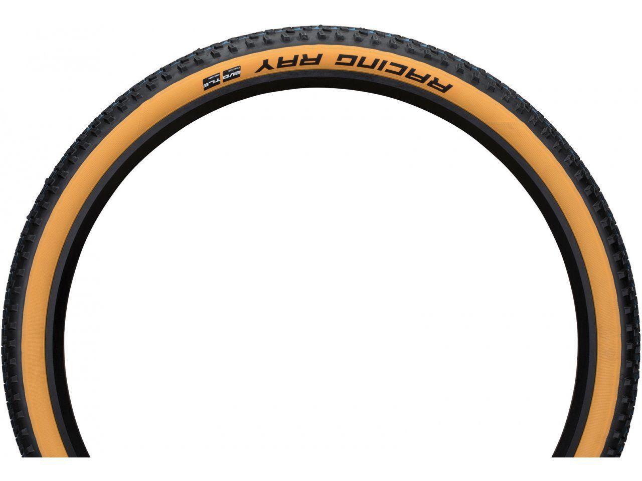 Pneu de Bicicleta Schwalbe Racing Ray Evolution Addix 29 x 2.25