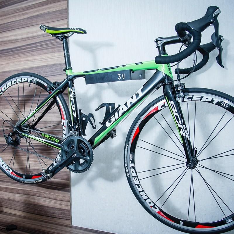 Suporte de Parede para bicicletas Space Frame