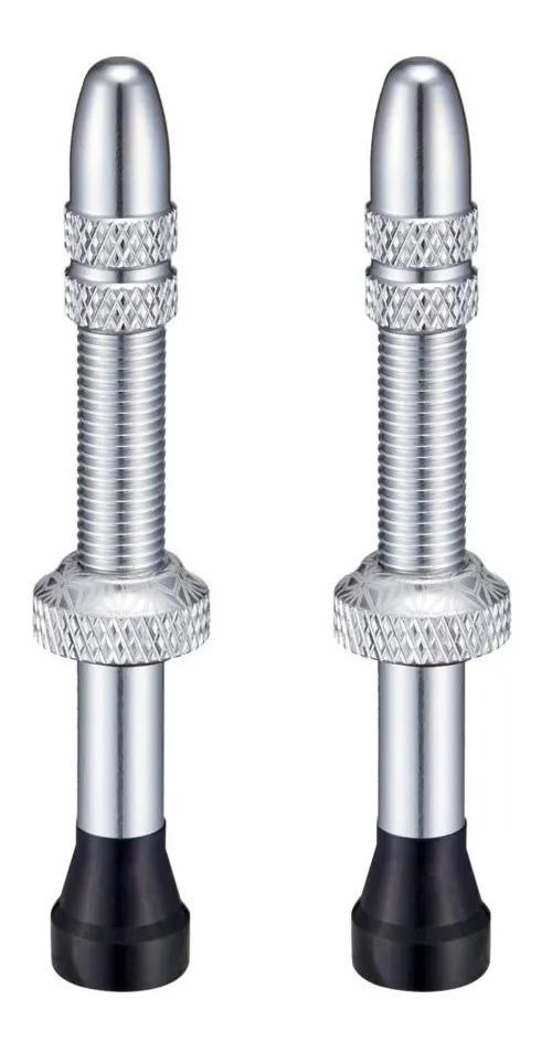 Válvula Tubeless Supacaz Star Valvez 65mm