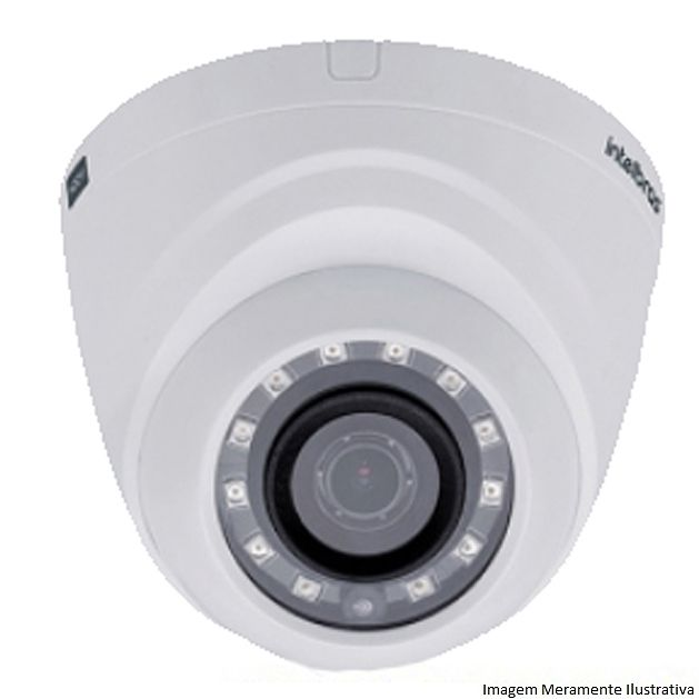 04 Câmera Bullet Infravermelho Multi HD 4 em 1 Intelbras VHD 1120 D G4 HD 720p 2,6mm