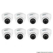 08 Câmera Bullet Infravermelho Multi HD 4 em 1 Intelbras VHD 3120 D G4 HD 720p 2,6mm