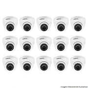 15 Câmera Bullet Infravermelho Multi HD 4 em 1 Intelbras VHD 3120 D G4 HD 720p 2,6mm