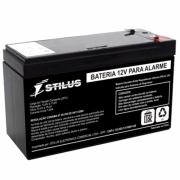 Bateria Selada 12V 7A  Alarme/ Cerca Stilus