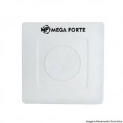 Caixa Organizadora De Sobrepor Para Esconder Conectores Cftv Mega Forte