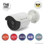 Câmera Bullet Infravermelho Flex em 1 Tecvoz CCB-128 HD 720P 1 Mega Pixel