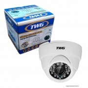 CAMERA DOME TWG MULT HD 1MP 2,8MM 3X1 PLAST