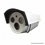 Câmera  Bullet Infravermelho sargento 80 metros AHD 2.0mp 720p Alta Resolução