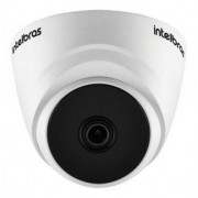 Câmera Dome Infravermelho Multi HD 4 em 1 Intelbras VHD 1010 D G4 HD 720p 3,6mm