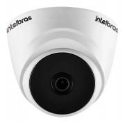Câmera Dome Infravermelho Multi HD 4 em 1 Intelbras VHD 1120 D G4 HD 720p 2,6mm