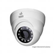 Camera Dome Infravermelho Ultra Hd Visionbras 1080P Hd 3,6Mm 2.0Mp 20M Hdcvi, Hdtvi, Ahd, Analogico