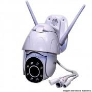 Câmera Speed Dome Wifi IP Externa Onvif 2MP TWG