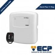 Central de Alarme Alard Flex 1 ECP com Controle Remoto, 1 Setor com e/ou Sem fio