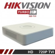 DVR Stand Alone Hikvision 04 Canais  720p Turbo HD