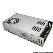 Fonte 12V/30A Gradeada (Psi-Smart Chip)