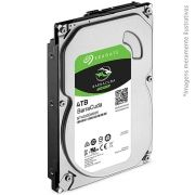 HD SATA3 4TB Barracuda Interno 5400Rpm 64Mb
