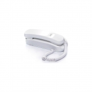 Interfone Individual S100 Branco