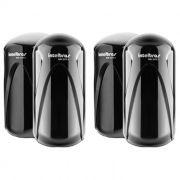 Kit 2 Sensores Barreira Intelbras IVA 3070 X Duplo Feixe Digital