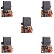 Kit 5 Temporizadores de Potência para Trava Lock Plus