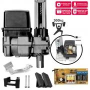 Kit Motor de Portão Basculante BV Home Analógico Pop 220V/127V mais acionador 1,4M