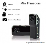 MINI FILMADORA ESPIÃ 2MB