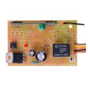 Receptor Mono Custom Code-Learn IPEC 433Mhz