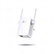 Repetidor Wifi Portátil 300Mbps  Tl-Wa855Re Tp-Link, Funciona Com Qualquer Roteador Wi-Fi