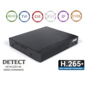 Stand Alone DVR TWG 4 Canais 5MP-N Multi-hd 6 em 1