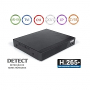 Stand Alone Dvr Twg 8 Canais 1080P Multi-Hd