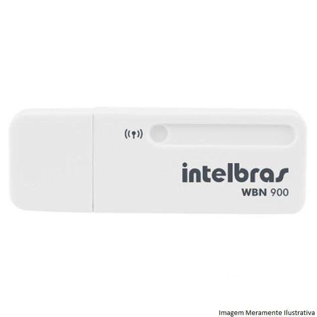 Adaptador Usb Rede Wireless 150Mbps Wbn900 Intelbras