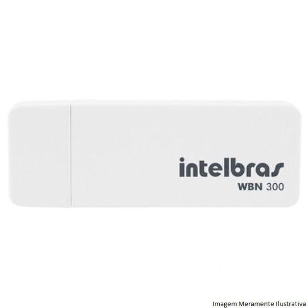 Adaptador Usb Rede Wireless 300Mbps Wbn300 Intelbras
